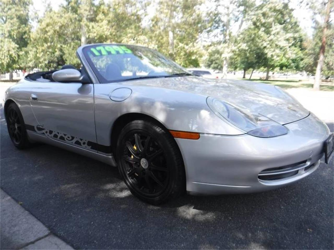 Large Picture of '00 911 located in California - $17,995.00 - LE9D