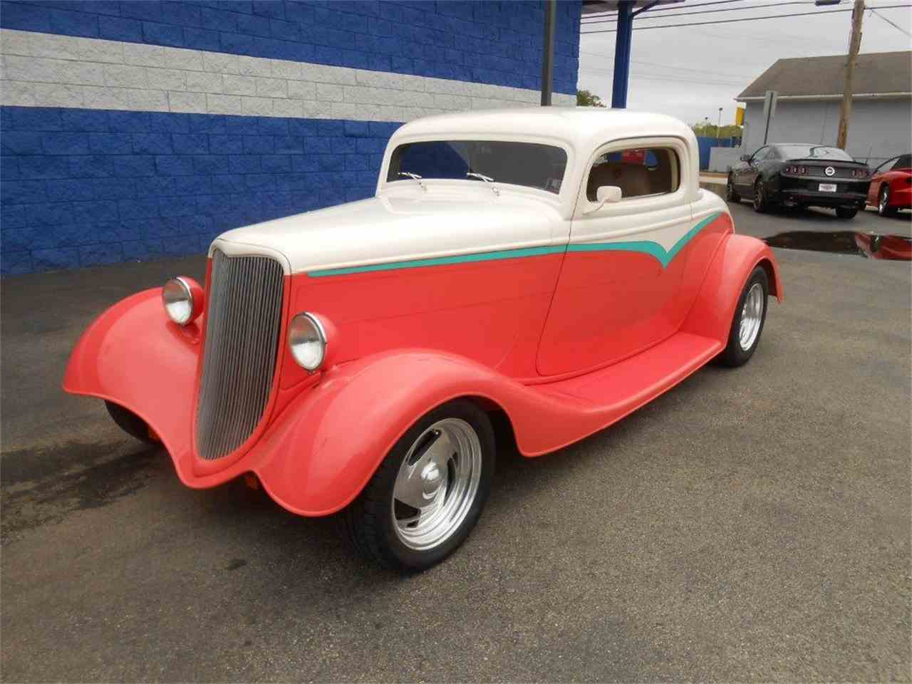 1933 Ford Coupe for Sale | ClassicCars.com | CC-990826
