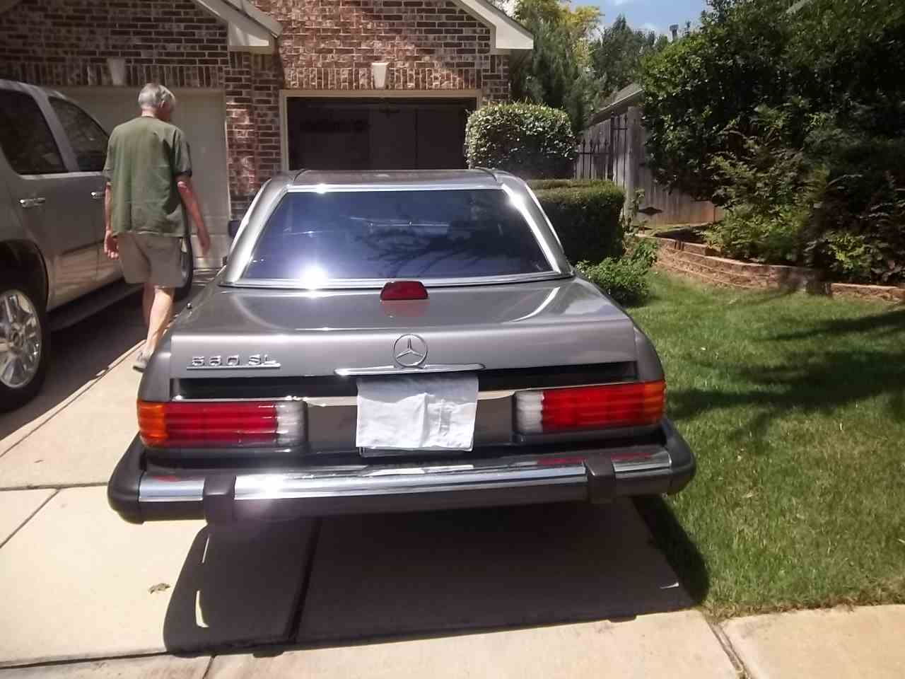 Large Picture of '86 560SL - LE9X