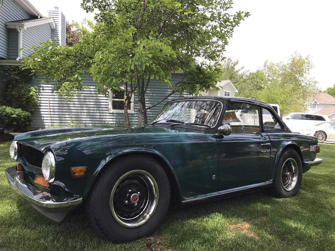 Large Picture of 1974 Triumph TR6 located in Grayslake Illinois - $15,995.00 Offered by a Private Seller - LE9Y