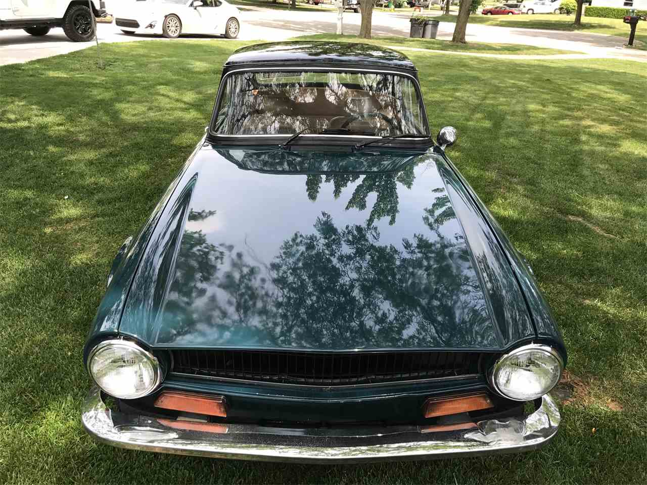 Large Picture of '74 TR6 - LE9Y