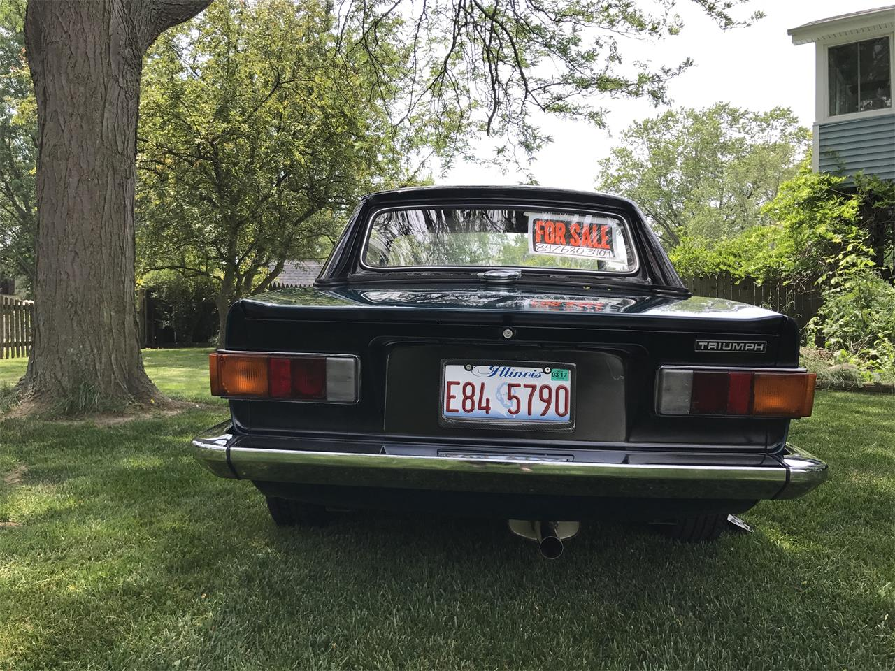 Large Picture of '74 TR6 located in Grayslake Illinois - LE9Y