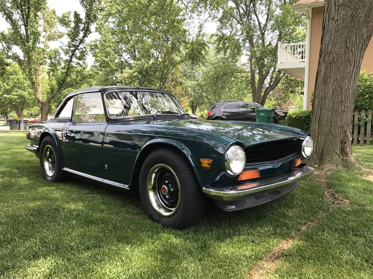 Large Picture of 1974 TR6 Offered by a Private Seller - LE9Y