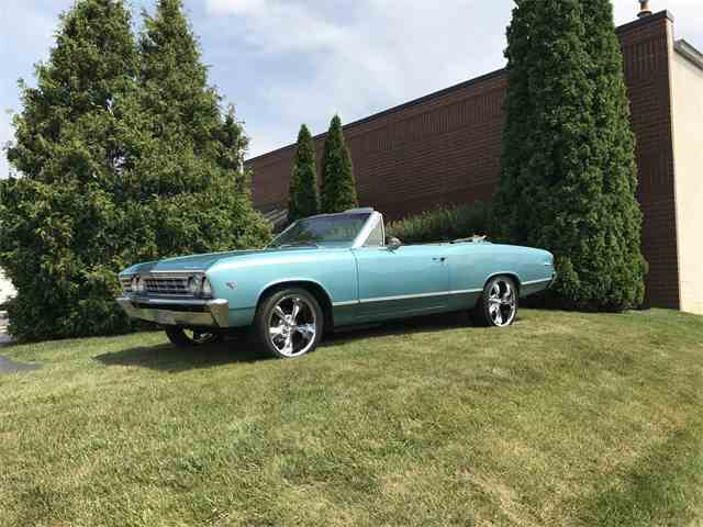 Picture of '67 Chevelle - LEA0