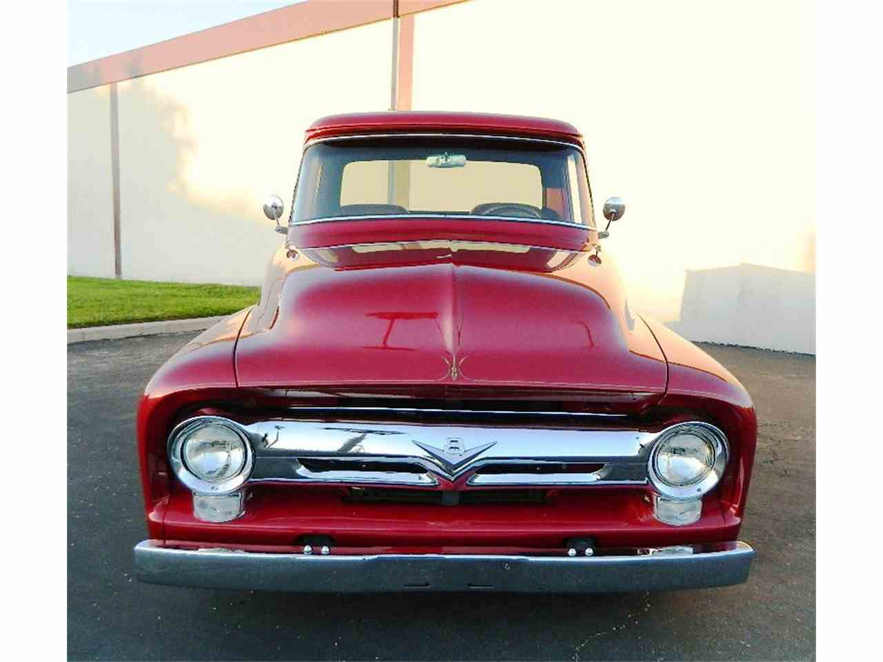 Large Picture of '56 Ford F100 located in California - $79,500.00 Offered by Classic Car Marketing, Inc. - LEA1
