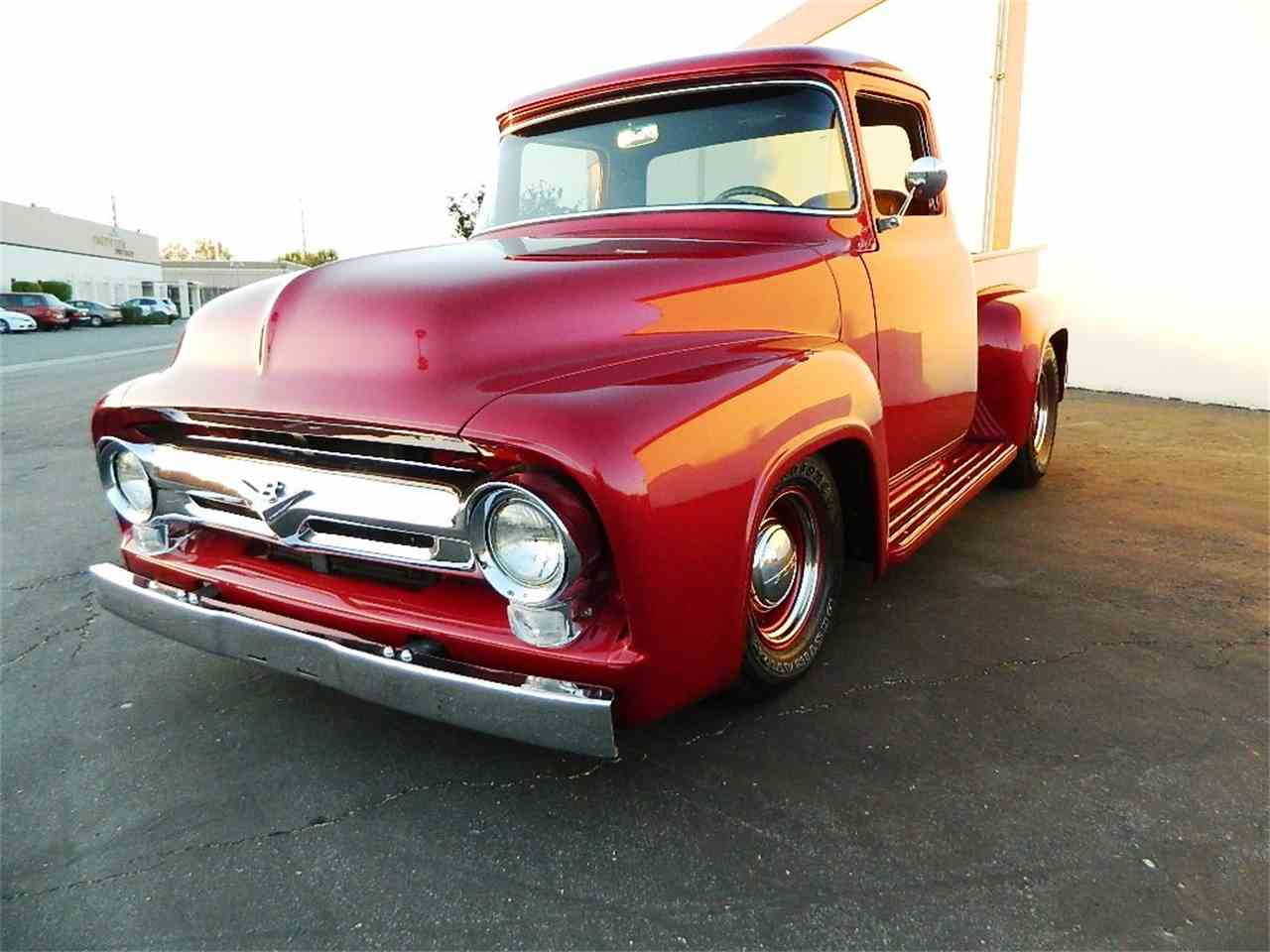 Large Picture of 1956 Ford F100 - $79,500.00 - LEA1