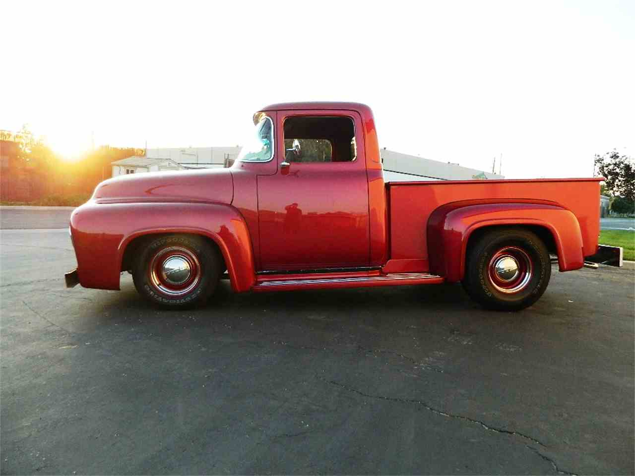 Large Picture of '56 Ford F100 - $79,500.00 Offered by Classic Car Marketing, Inc. - LEA1