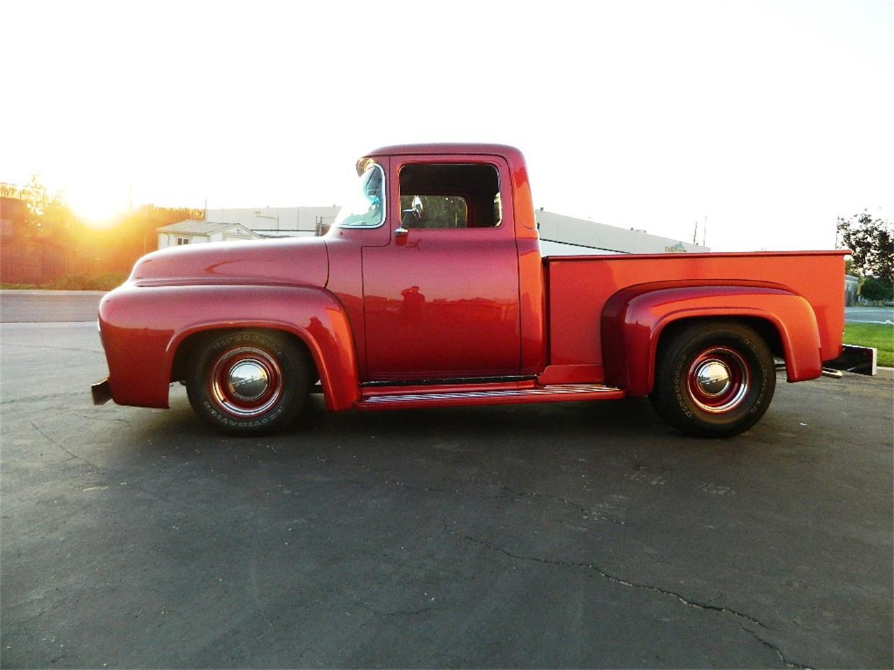 Large Picture of Classic 1956 F100 located in Orange California - $79,500.00 - LEA1
