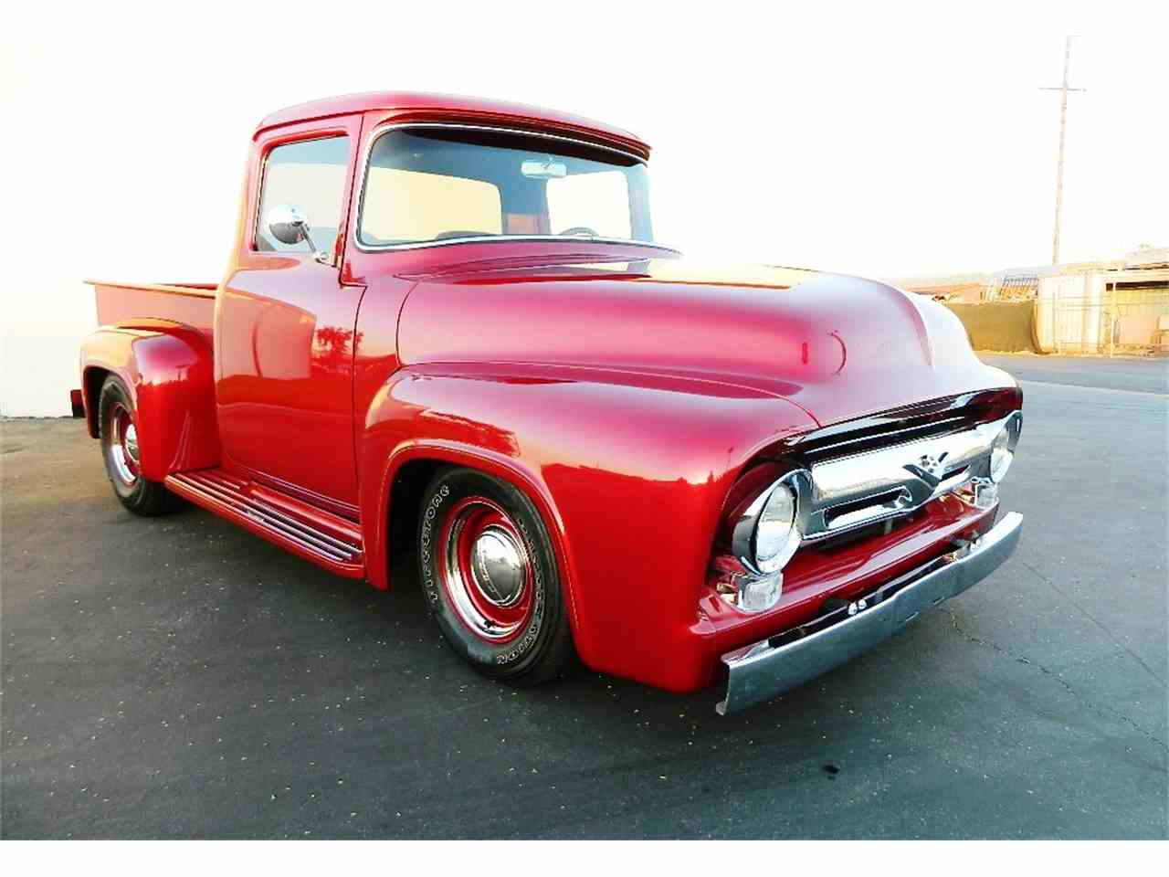 Large Picture of Classic 1956 F100 located in California Offered by Classic Car Marketing, Inc. - LEA1