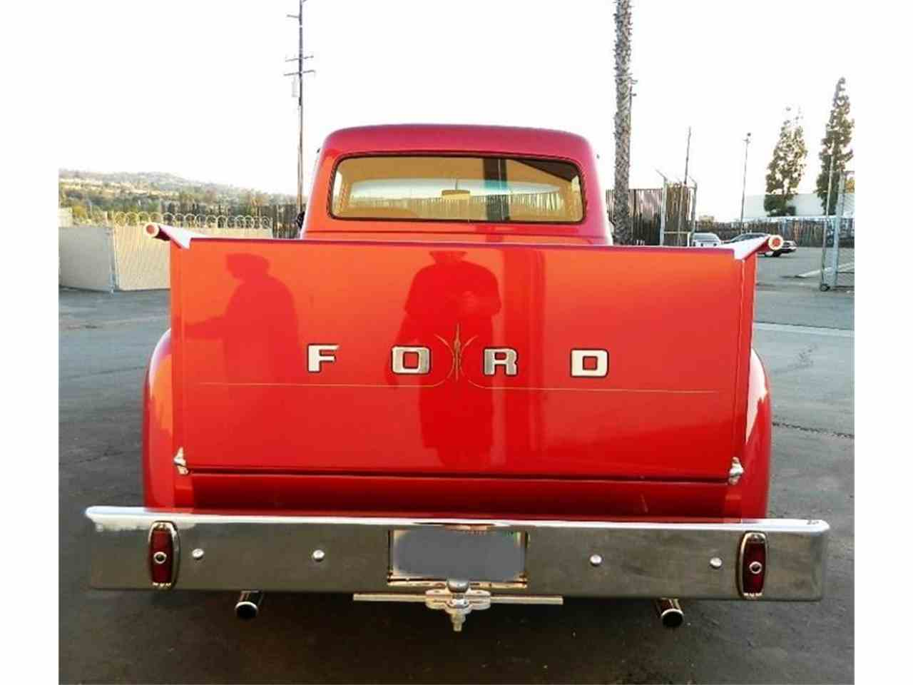 Large Picture of 1956 Ford F100 Offered by Classic Car Marketing, Inc. - LEA1