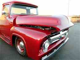 Picture of Classic '56 Ford F100 located in California - $79,500.00 Offered by Classic Car Marketing, Inc. - LEA1