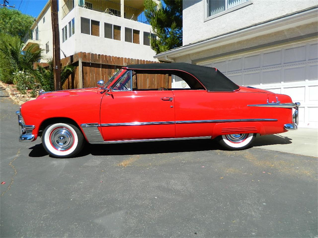 Large Picture of '50 Custom located in Orange California - $36,500.00 Offered by Classic Car Marketing, Inc. - LEA4