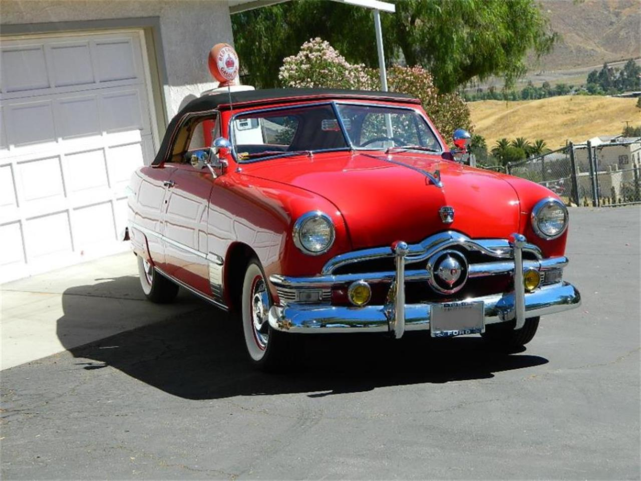 Large Picture of 1950 Custom located in Orange California - $36,500.00 Offered by Classic Car Marketing, Inc. - LEA4