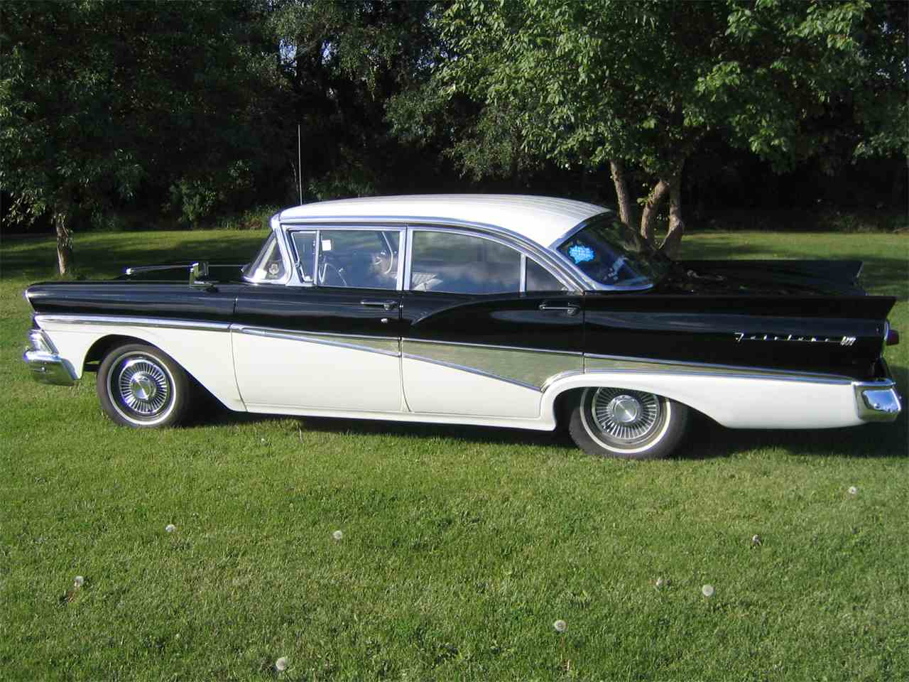 1958 Ford Fairlane 500 for Sale | ClassicCars.com | CC-990083