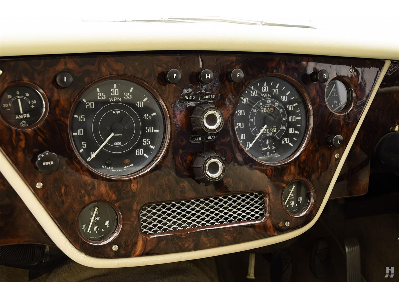 Large Picture of Classic '61 Alvis TD21 located in Missouri - $49,500.00 - LEAR