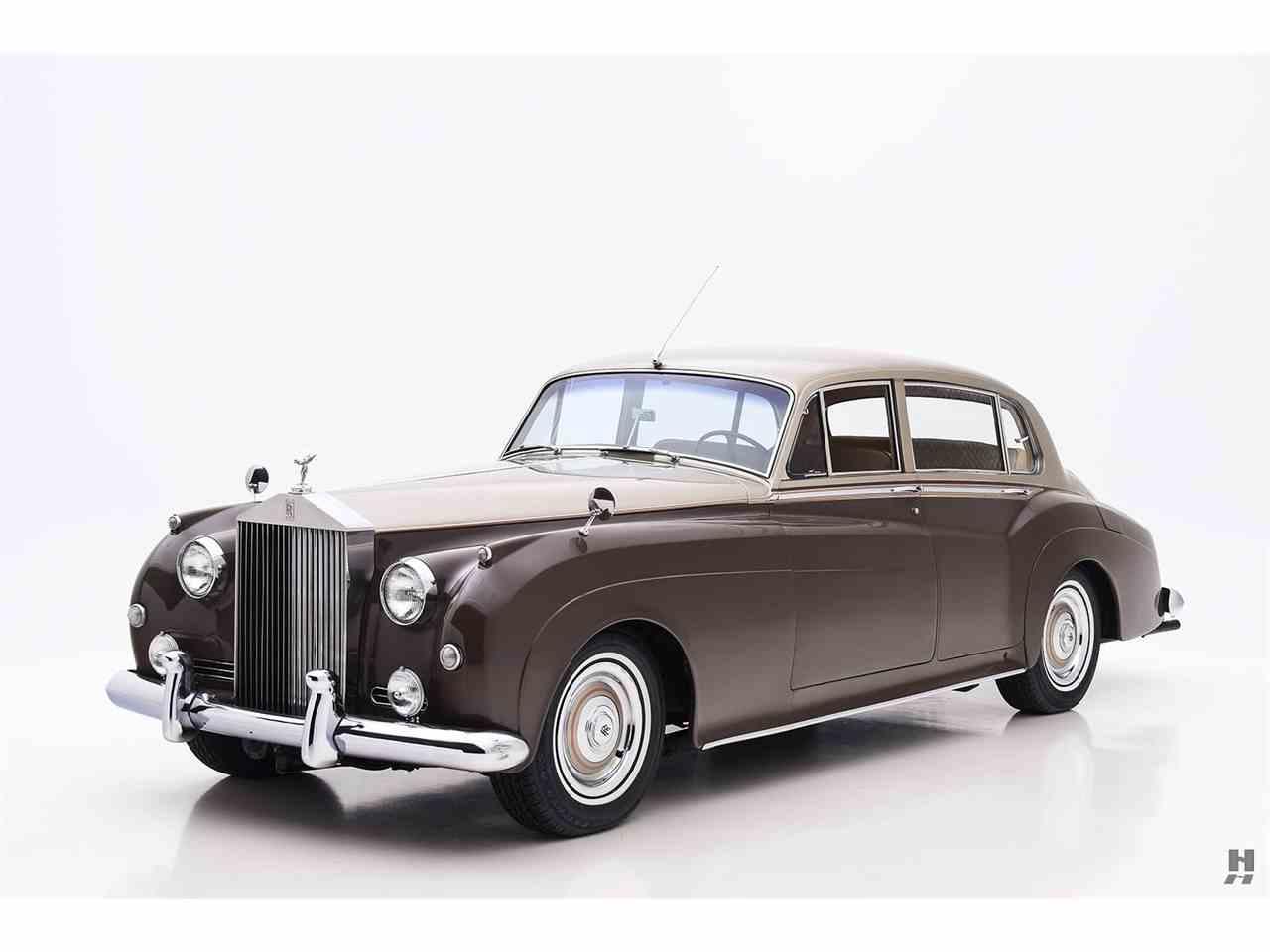 Large Picture of '62 Rolls-Royce Silver Cloud II - LEAS