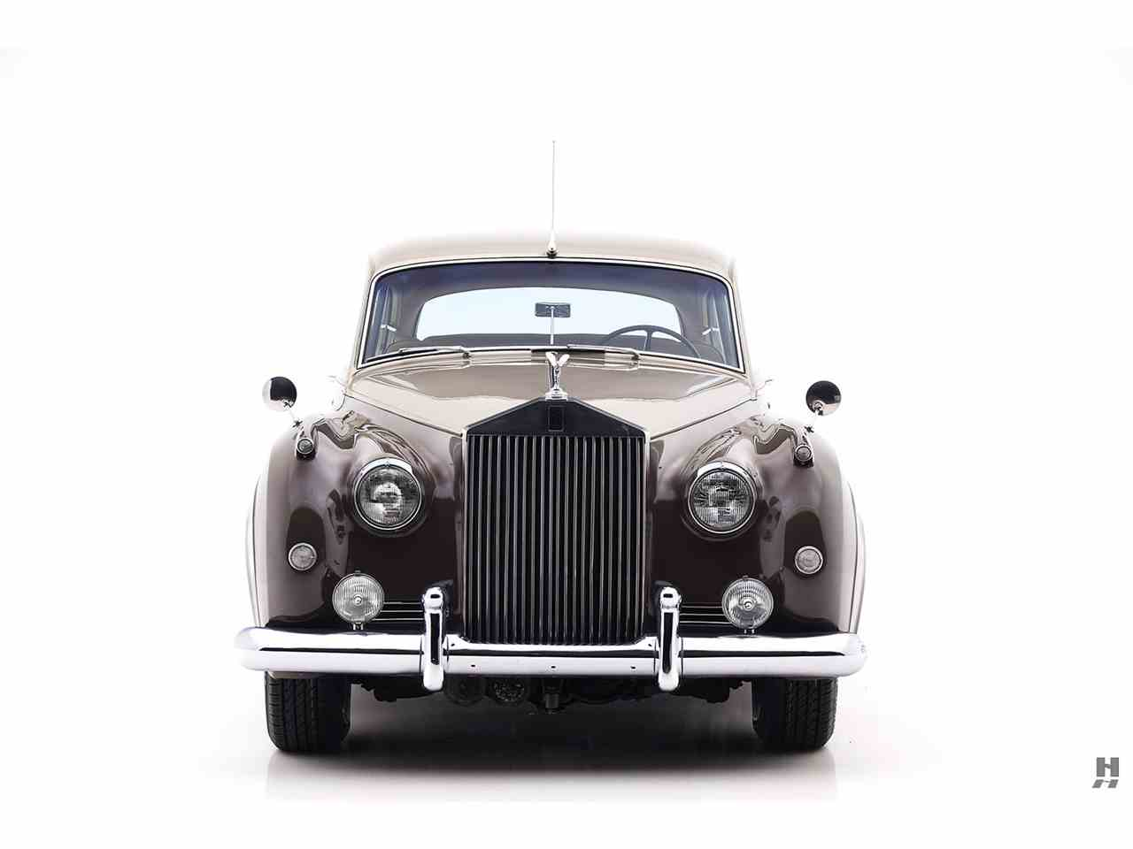 Large Picture of Classic 1962 Rolls-Royce Silver Cloud II located in Missouri - $69,500.00 - LEAS