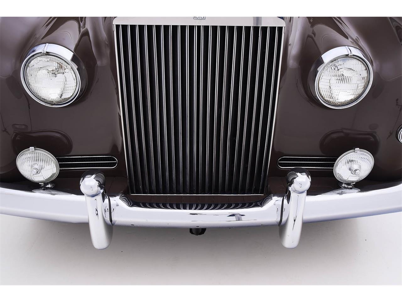 Large Picture of '62 Silver Cloud II - LEAS