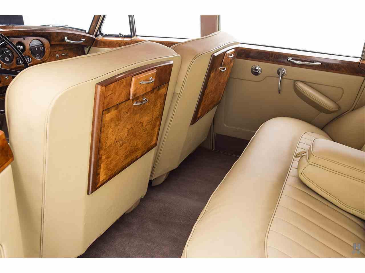 Large Picture of 1962 Rolls-Royce Silver Cloud II - LEAS