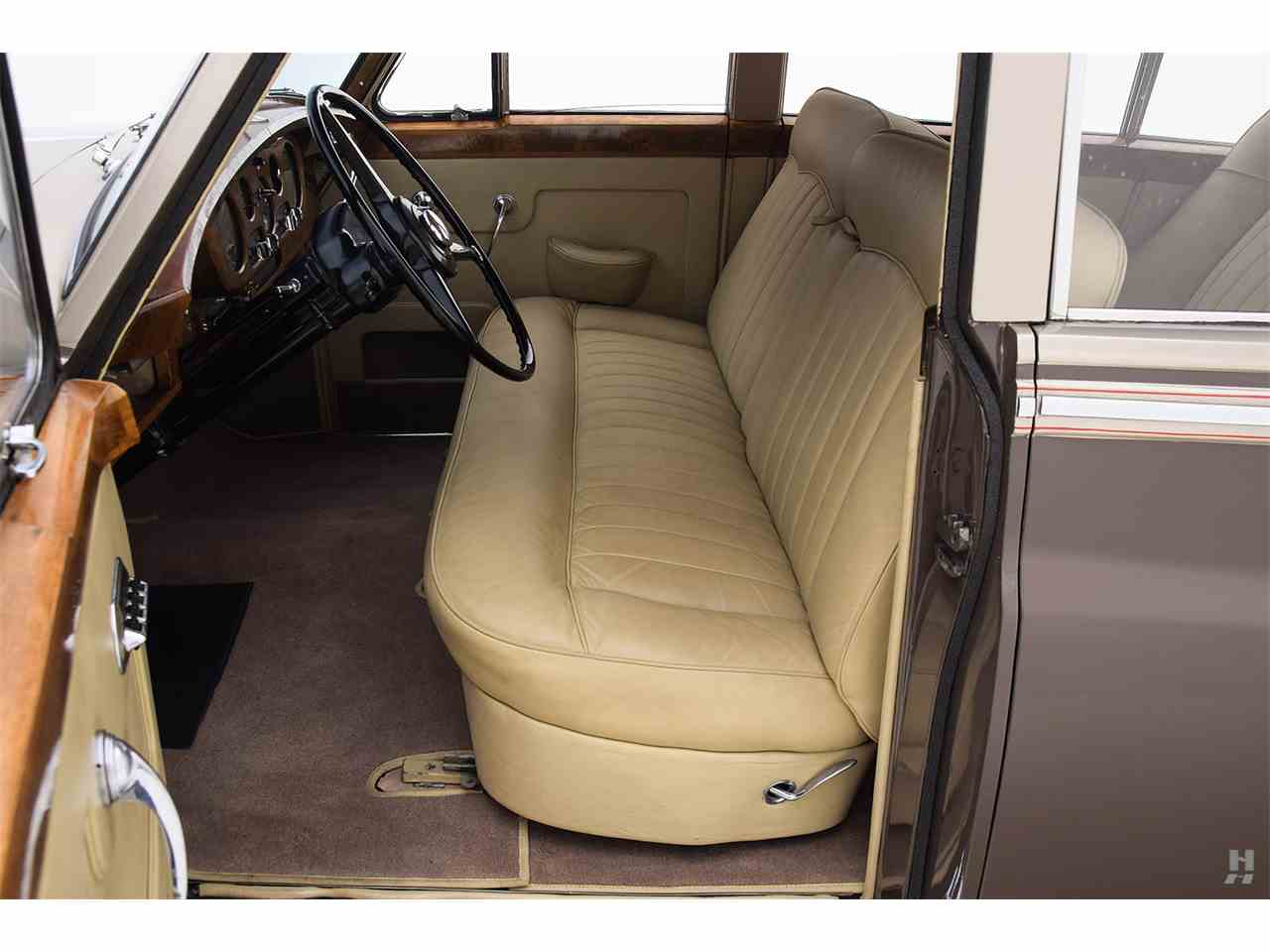 Large Picture of Classic '62 Silver Cloud II Offered by Hyman Ltd. Classic Cars - LEAS