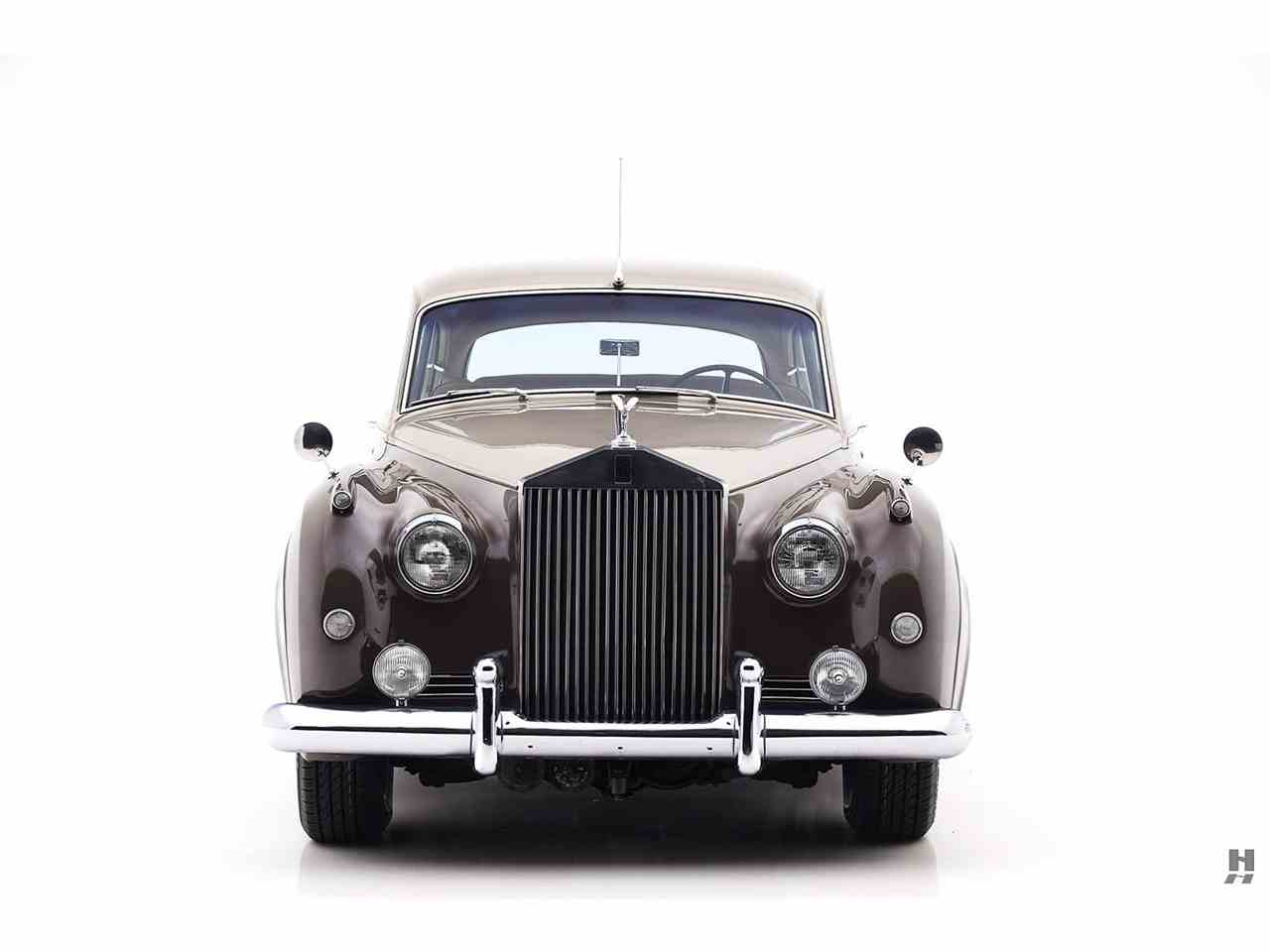 Large Picture of Classic '62 Silver Cloud II located in Saint Louis Missouri - $69,500.00 Offered by Hyman Ltd. Classic Cars - LEAS