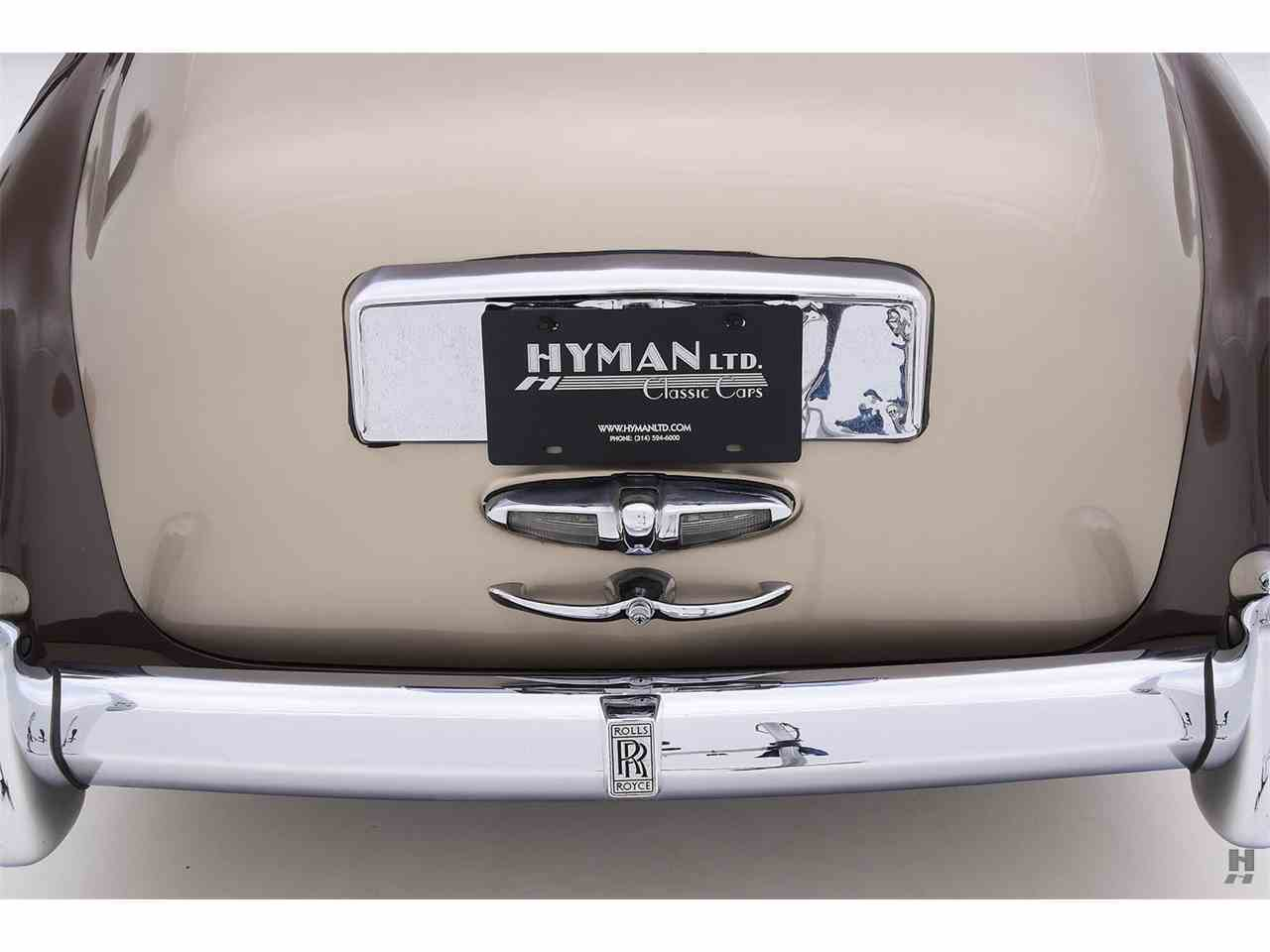 Large Picture of Classic '62 Silver Cloud II located in Missouri Offered by Hyman Ltd. Classic Cars - LEAS