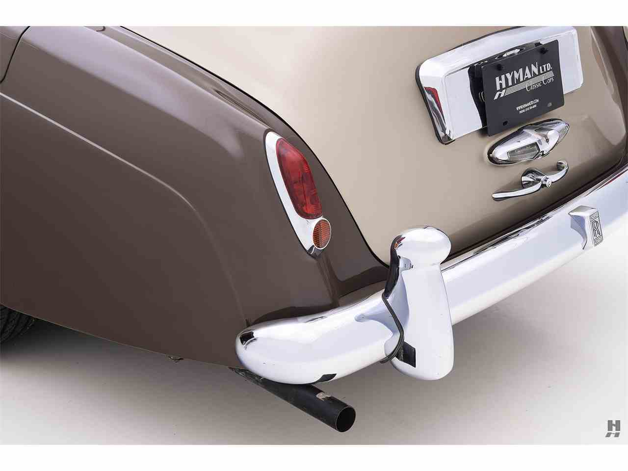 Large Picture of 1962 Rolls-Royce Silver Cloud II - $69,500.00 Offered by Hyman Ltd. Classic Cars - LEAS