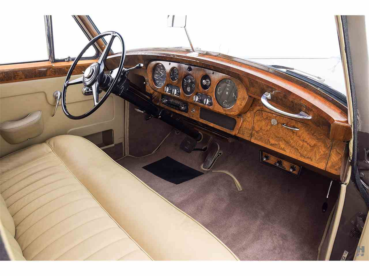 Large Picture of Classic 1962 Rolls-Royce Silver Cloud II - LEAS