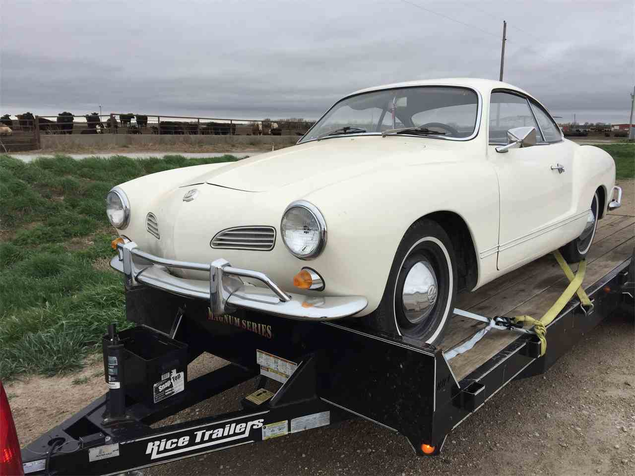 1965 volkswagen karmann ghia for sale cc 990831. Black Bedroom Furniture Sets. Home Design Ideas