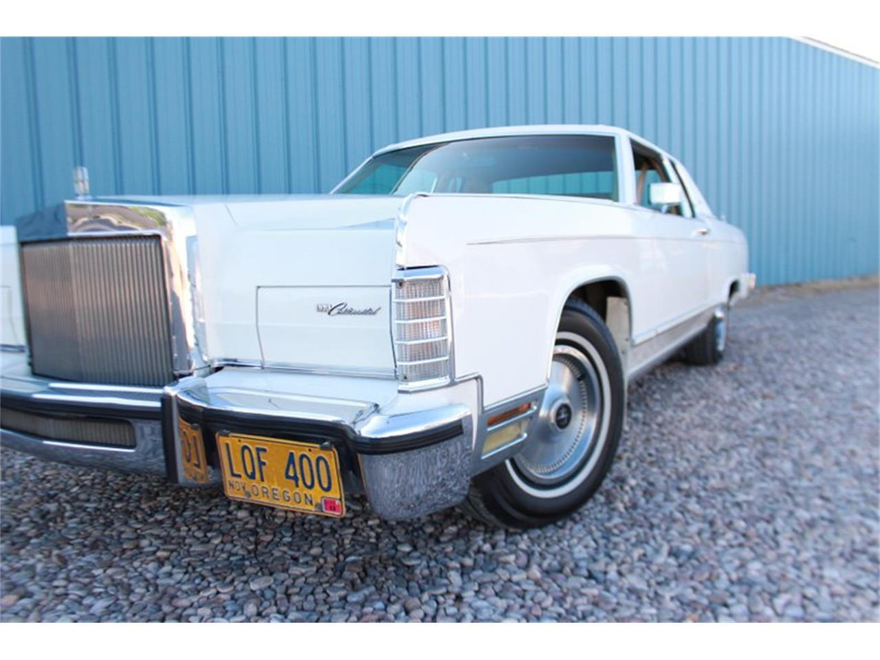 Large Picture of '78 Lincoln Town Car - $8,950.00 - LEAW