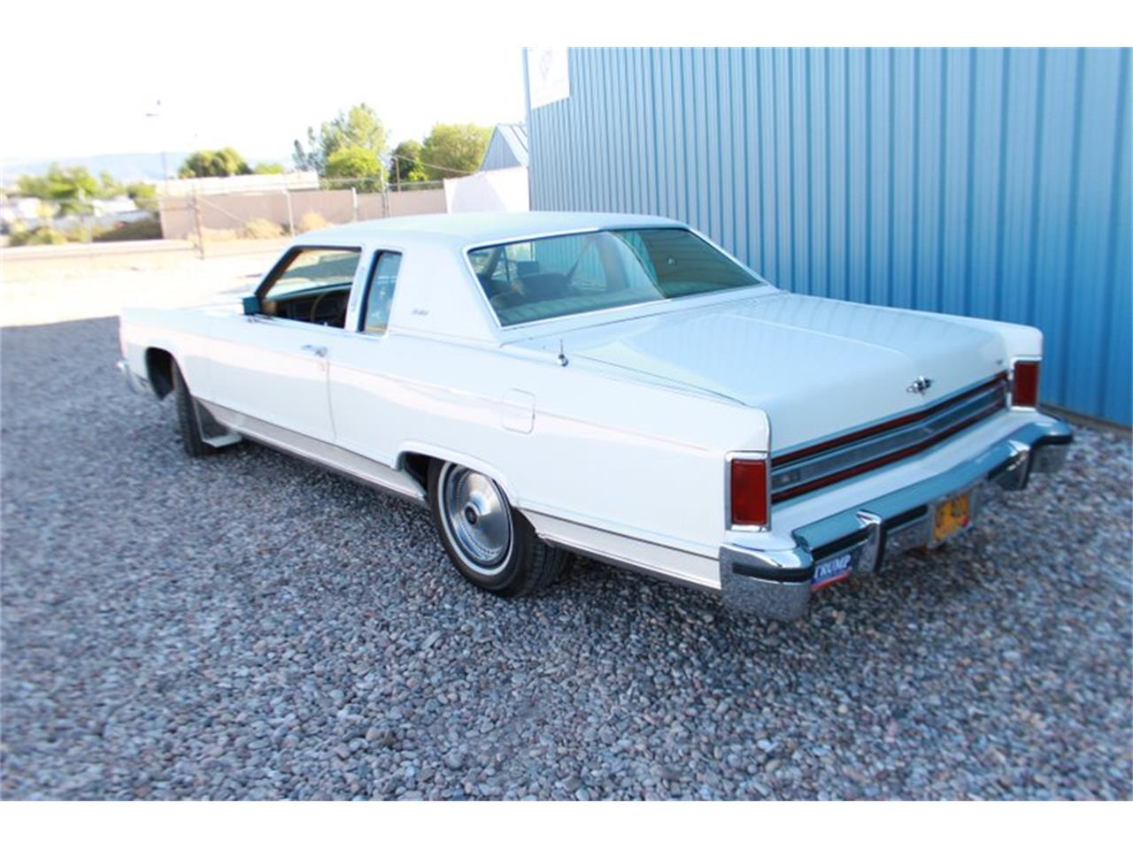 Large Picture of 1978 Lincoln Town Car located in Vernal Utah Offered by Salt City Classic & Muscle - LEAW