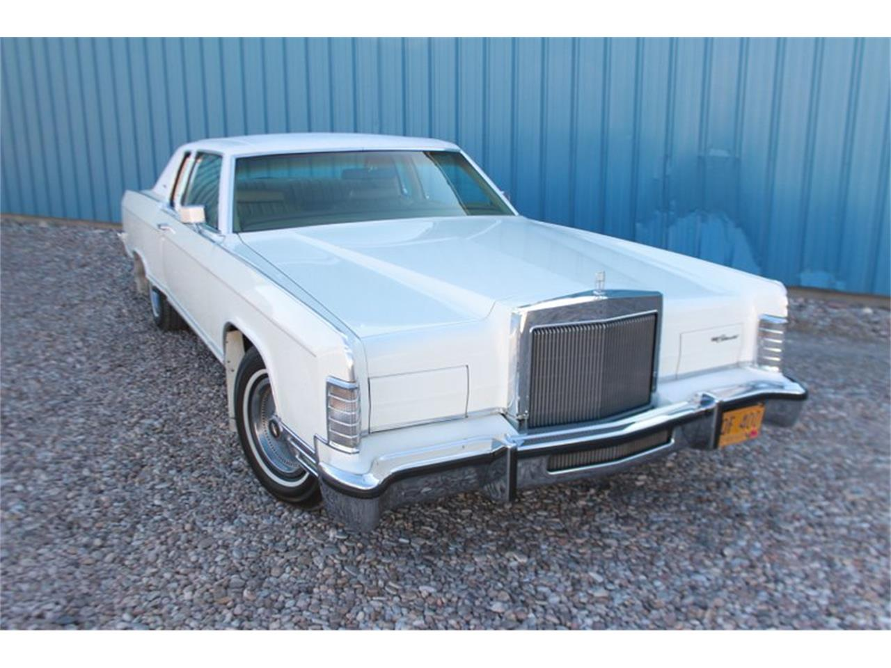 Large Picture of '78 Lincoln Town Car Offered by Salt City Classic & Muscle - LEAW