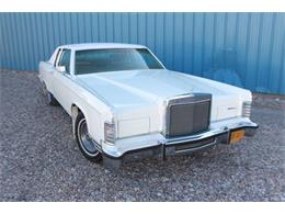Picture of 1978 Lincoln Town Car located in Vernal Utah Offered by Salt City Classic & Muscle - LEAW