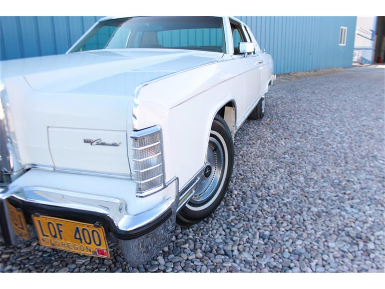 Large Picture of 1978 Lincoln Town Car located in Utah Offered by Salt City Classic & Muscle - LEAW
