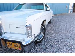 Picture of '78 Lincoln Town Car located in Vernal Utah Offered by Salt City Classic & Muscle - LEAW