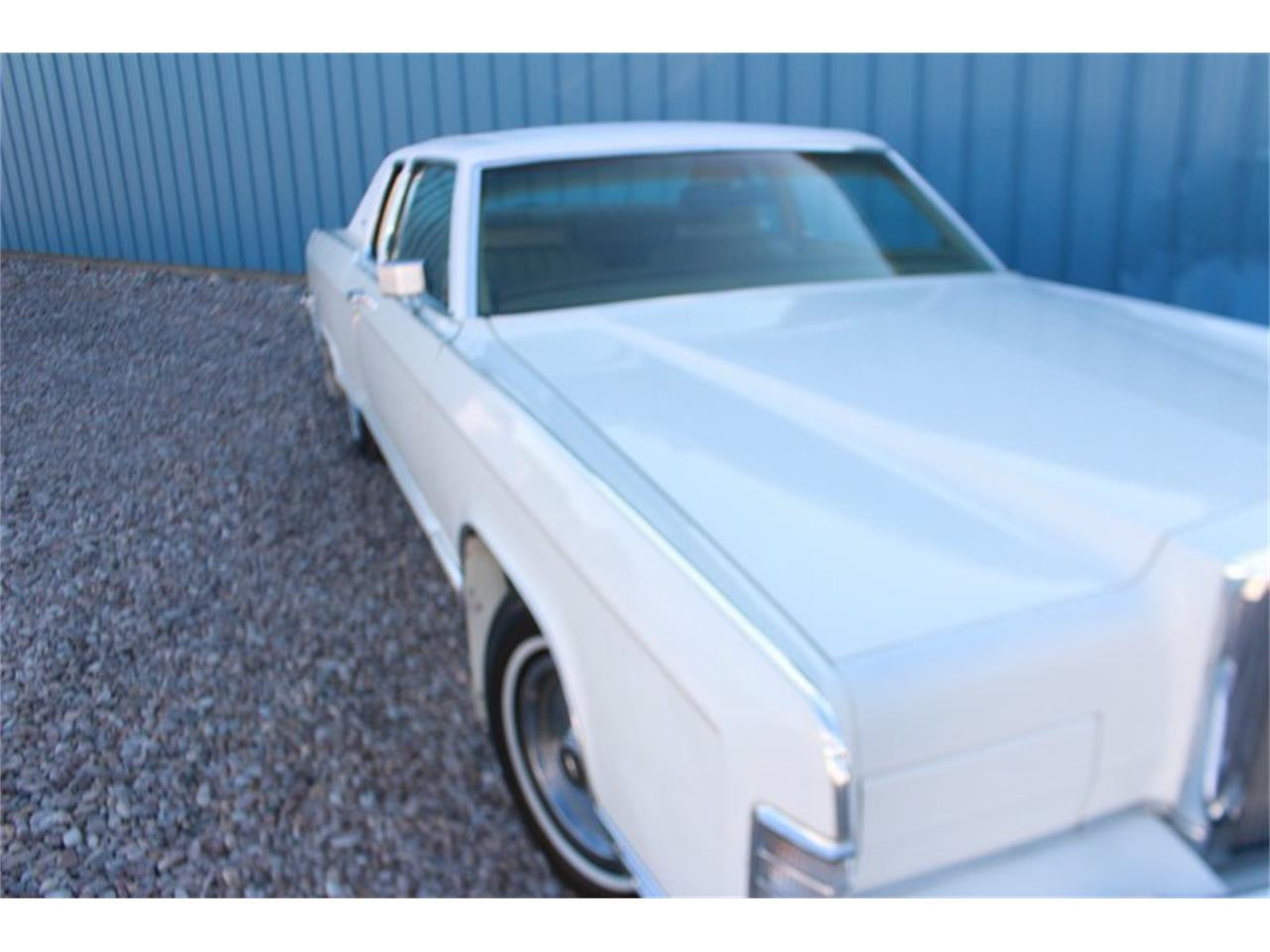 Large Picture of 1978 Town Car located in Vernal Utah - $8,950.00 Offered by Salt City Classic & Muscle - LEAW