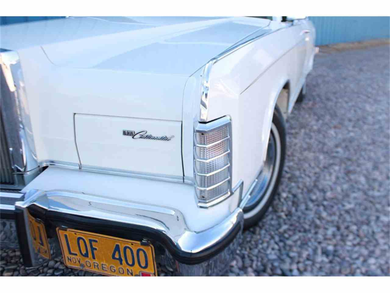 Large Picture of '78 Town Car - LEAW
