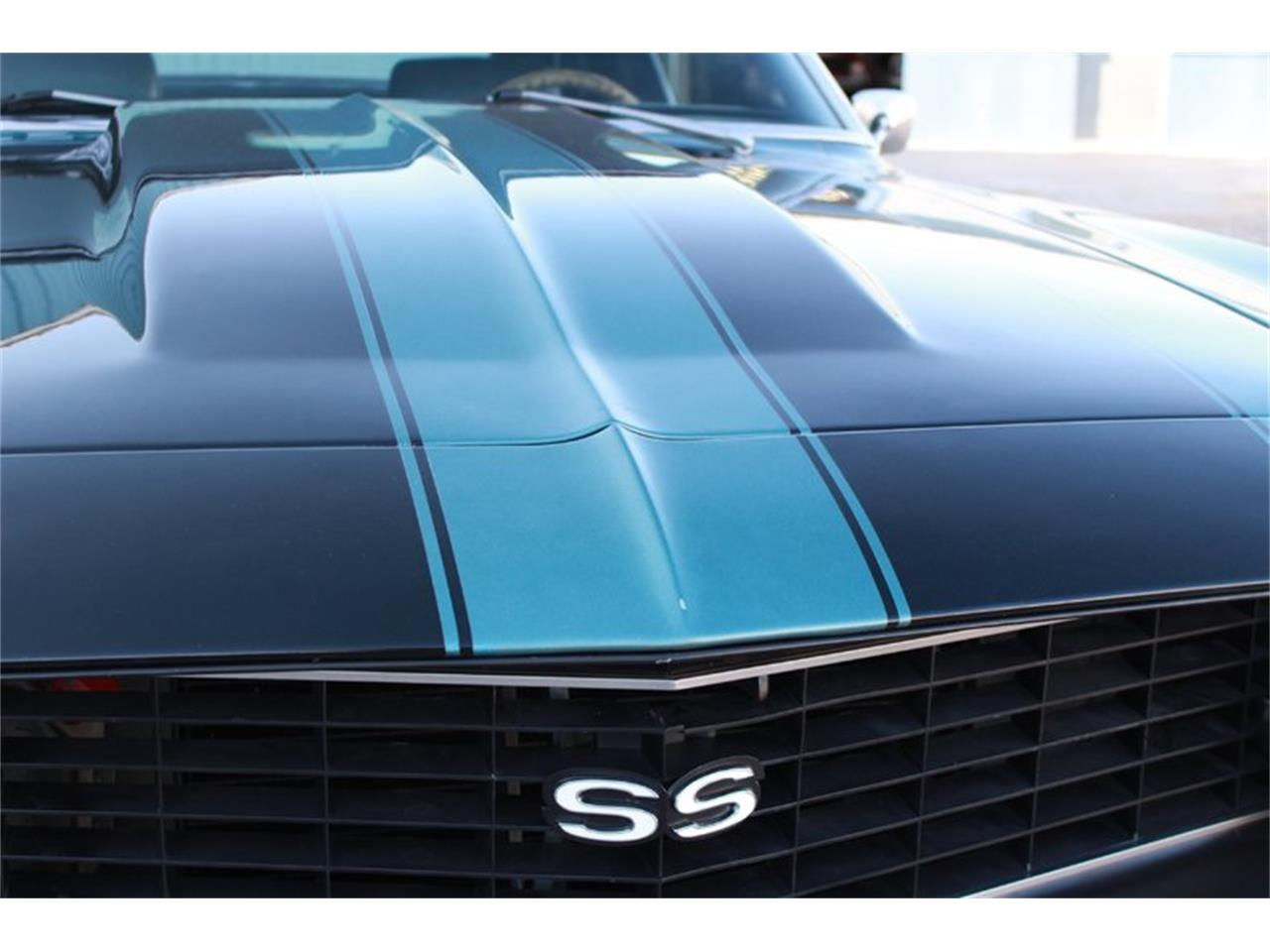 Large Picture of '69 Camaro Offered by Salt City Classic & Muscle - LEAX