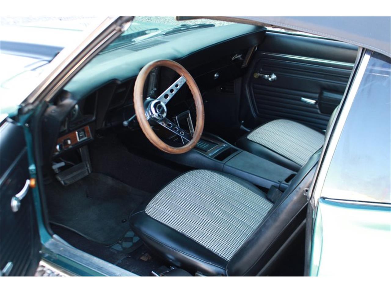 Large Picture of Classic '69 Camaro - LEAX
