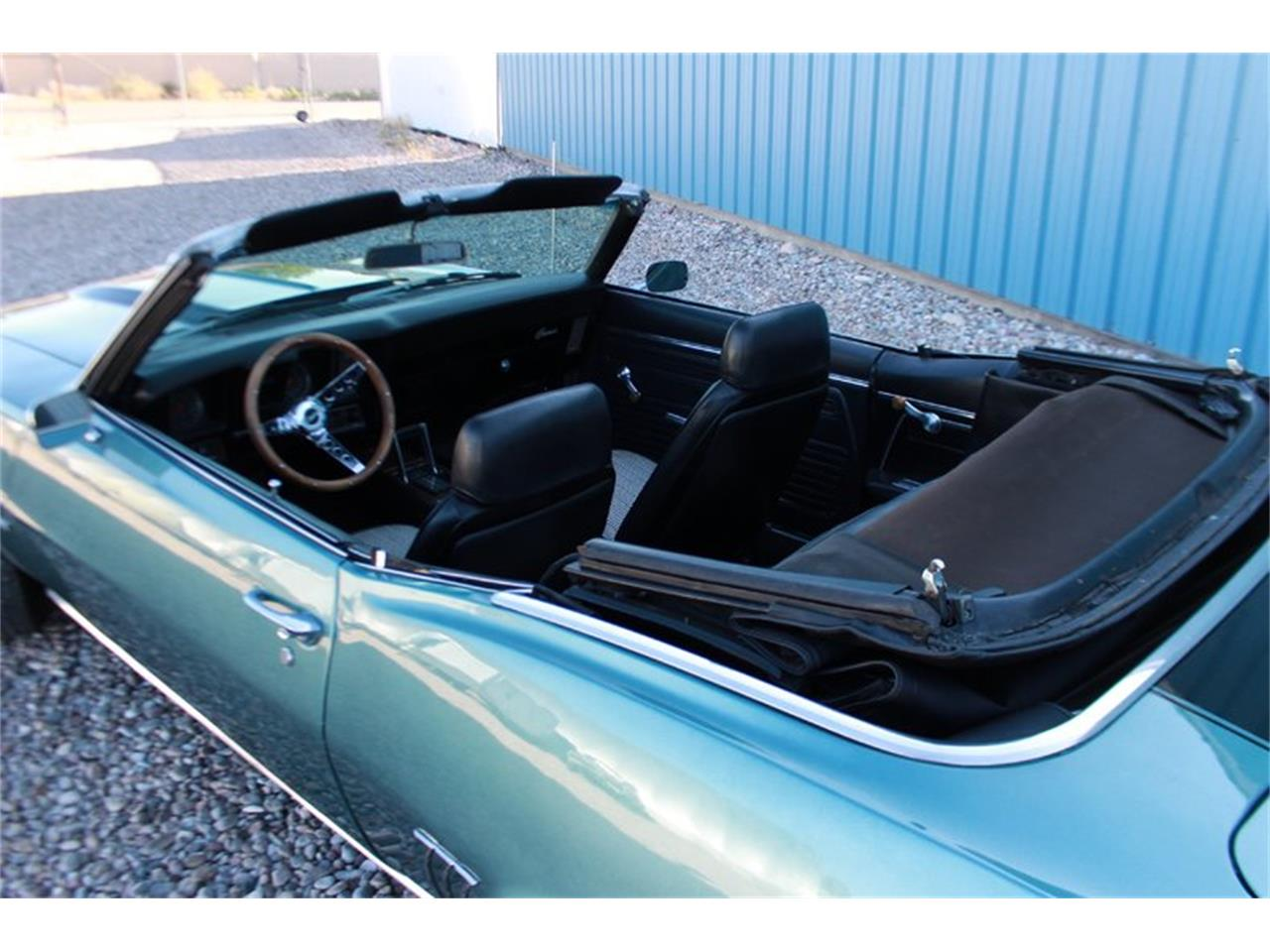 Large Picture of Classic '69 Camaro located in Vernal Utah Offered by Salt City Classic & Muscle - LEAX