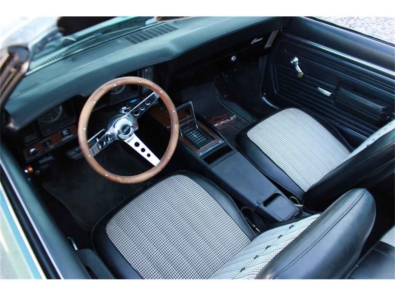 Large Picture of Classic 1969 Camaro located in Utah Offered by Salt City Classic & Muscle - LEAX