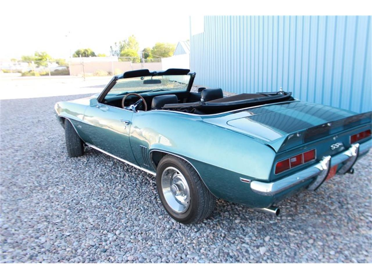 Large Picture of 1969 Chevrolet Camaro located in Vernal Utah - $45,000.00 Offered by Salt City Classic & Muscle - LEAX