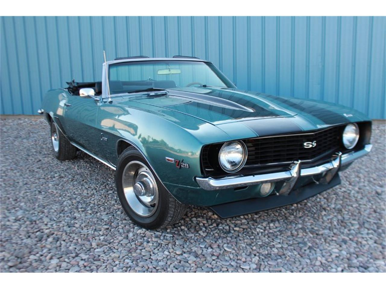 Large Picture of 1969 Camaro - $45,000.00 Offered by Salt City Classic & Muscle - LEAX