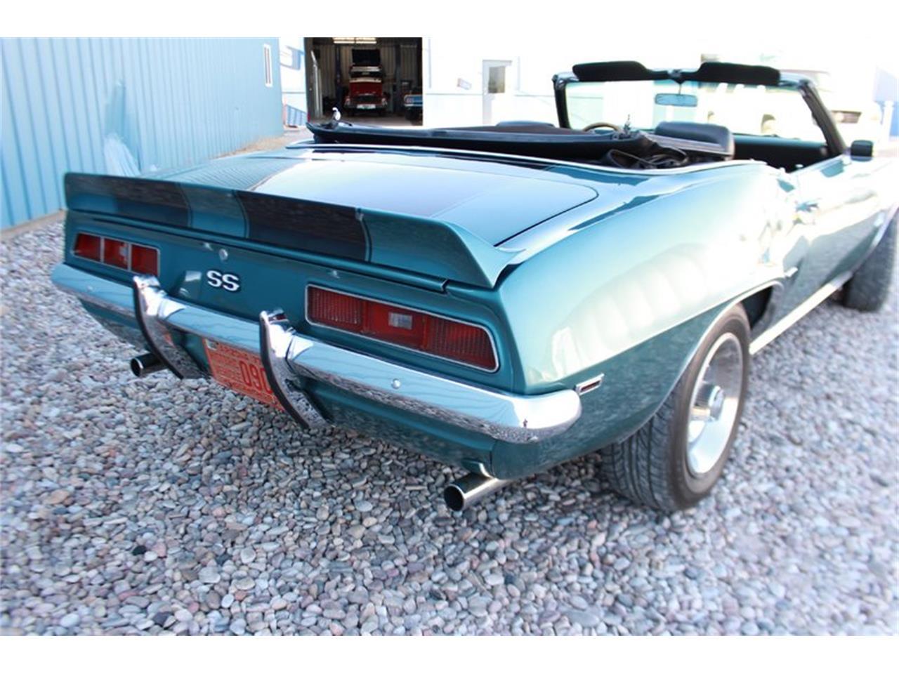 Large Picture of Classic 1969 Chevrolet Camaro - LEAX