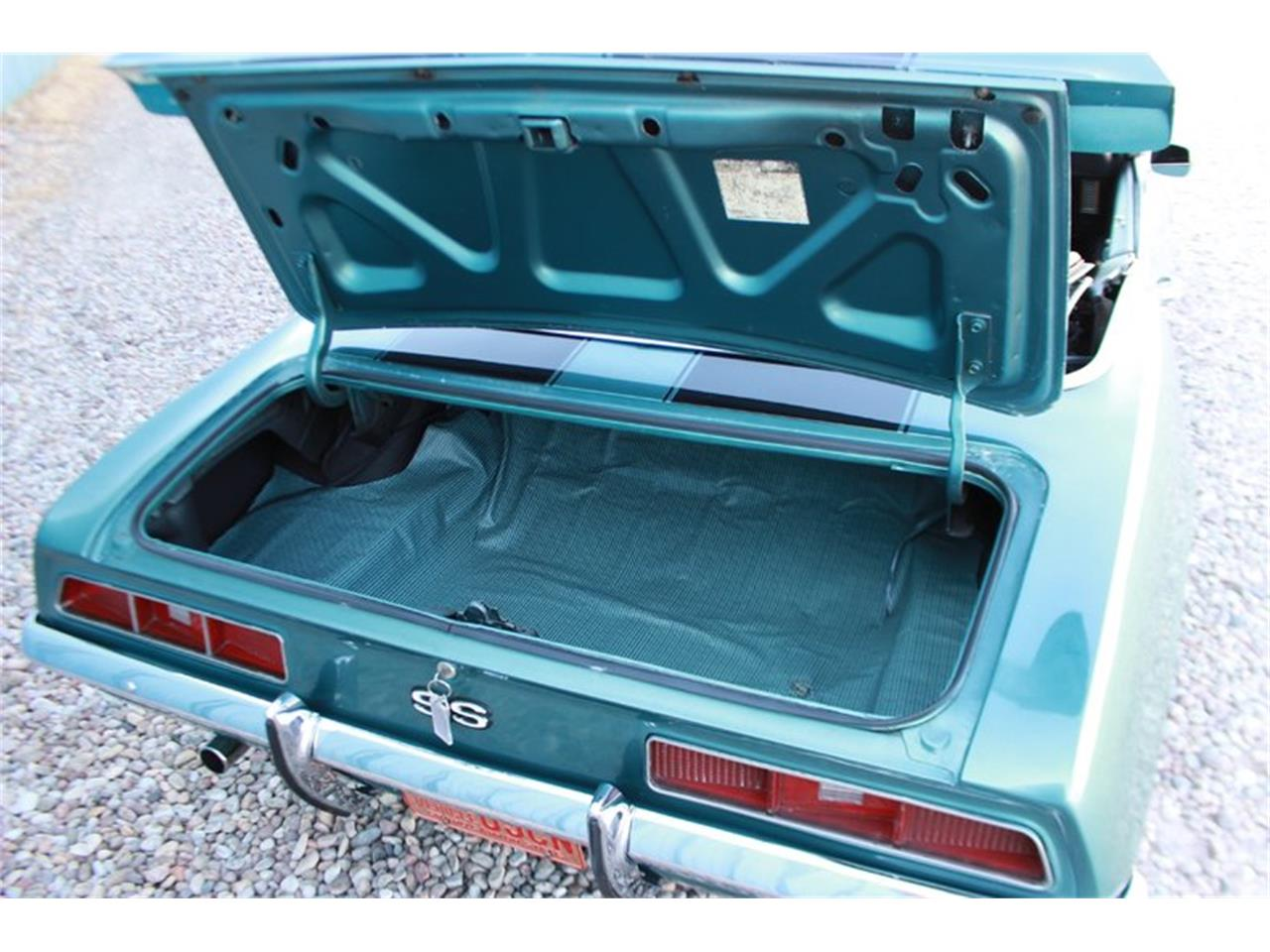 Large Picture of '69 Chevrolet Camaro located in Vernal Utah - $45,000.00 - LEAX