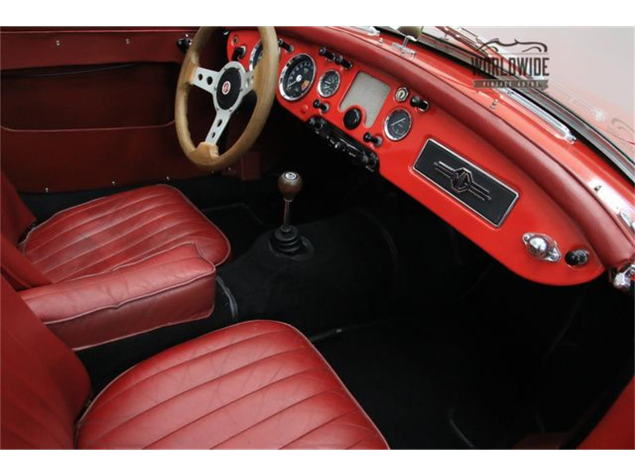 Large Picture of '58 Antique - LEB5