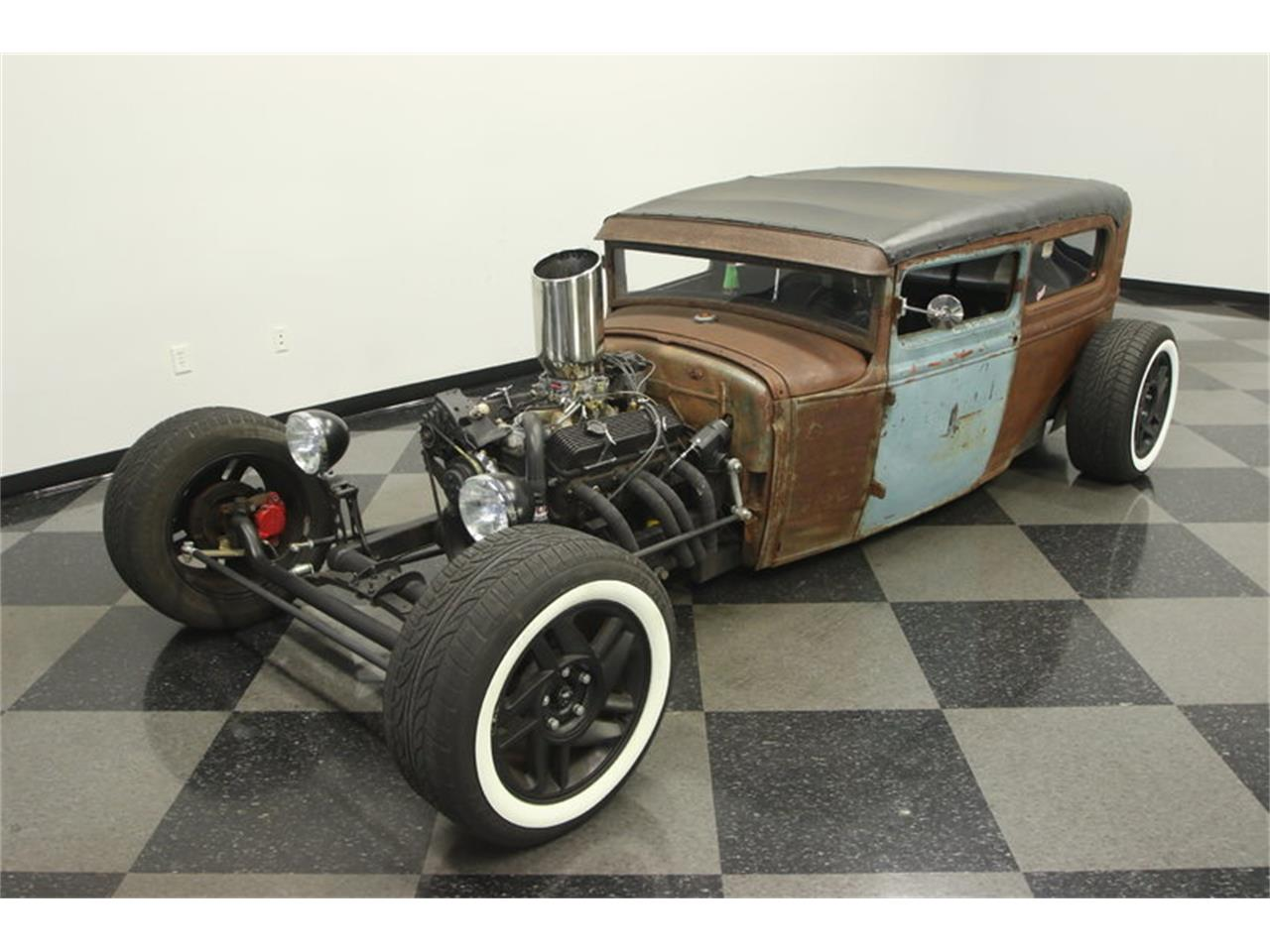Large Picture of Classic 1930 Ford Rat Rod located in Florida Offered by Streetside Classics - Tampa - LEBD