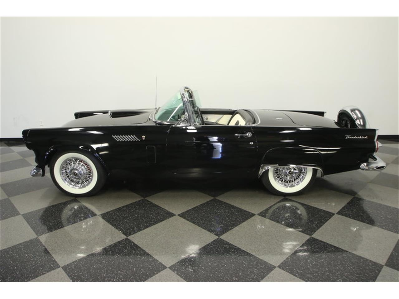 Large Picture of Classic 1956 Thunderbird - $59,995.00 Offered by Streetside Classics - Tampa - LEBI