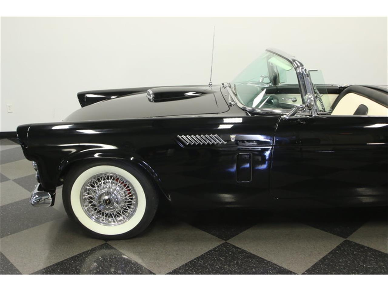 Large Picture of Classic '56 Ford Thunderbird located in Lutz Florida - $59,995.00 Offered by Streetside Classics - Tampa - LEBI