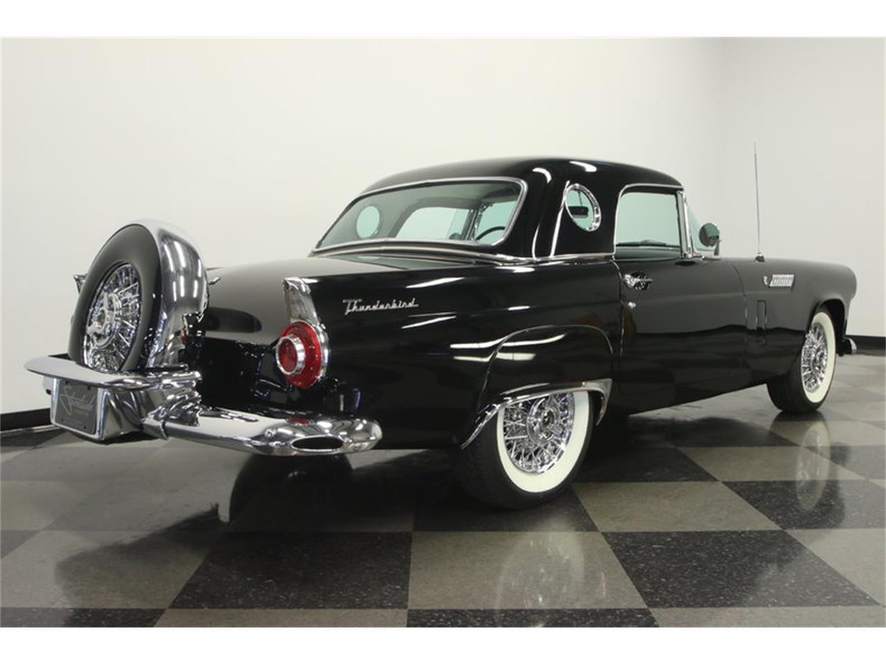 Large Picture of '56 Thunderbird - LEBI